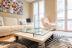 Venta de pisos de lujo en barrio Salamanca - Madrid