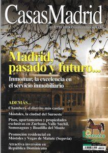 ScanVenta de pisos de lujo en Madrid